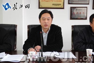 东湖风景区管委会主任