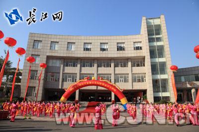 江夏藏龙岛科技园上演产业增长传奇
