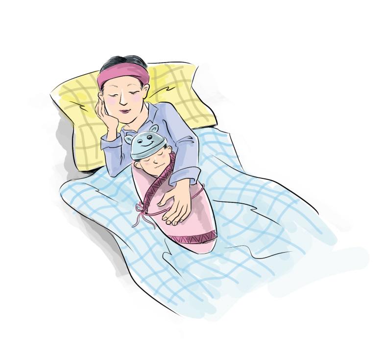 血管外科屈碧辉副主任医师指出,许多老人认为坐月子应该卧床休息,不