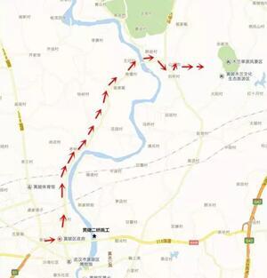 前往木兰草原风景区的车辆,可由转盘经黄陂大道至百锦街往前王线,火