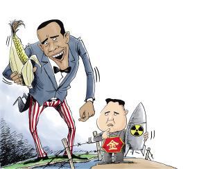 朝核试验后美众议院通过法案扩大对朝制裁