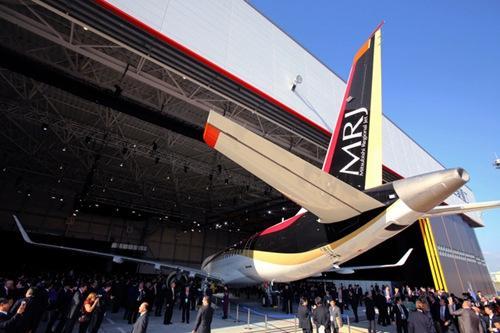 日本国产客机mrj拟2020月产10架