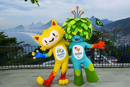 里约奥金牌矢量图
