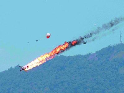 瑞士一架小型飞机在葡萄牙坠毁致5死4伤