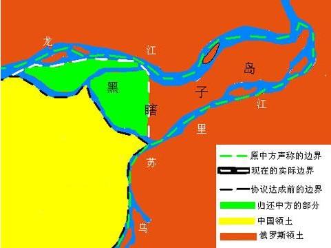 国际法庭仲裁南海争端 中国10大未收回领土