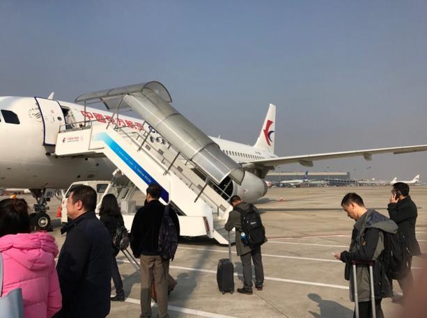 东航摆渡车又出状况:上海飞武汉乘客被送错航班