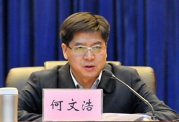 西藏自治区副主席何文浩兼任党委政法委书记