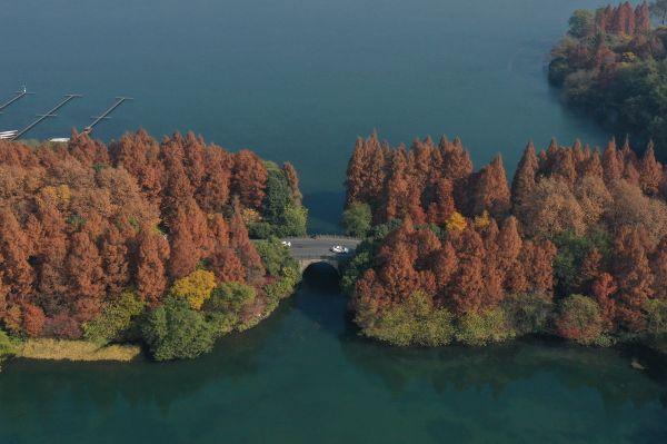 西湖名胜风景区区域