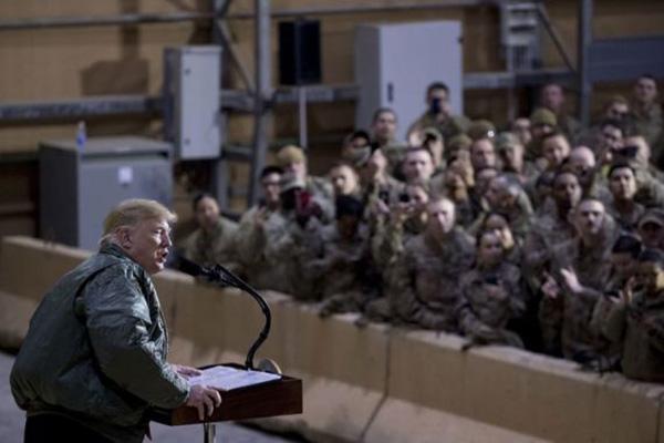 """伊拉克已下""""逐客令"""",美军为何赖着不走"""