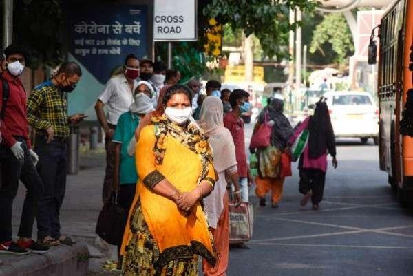 印度新增新冠肺炎确诊病例8909例,累计确诊超20万例