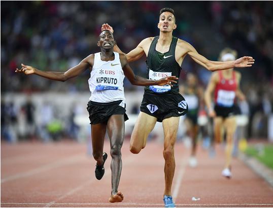 也是2017年及2019年世锦哈尔滨名表回收赛男子3000米障碍赛冠军