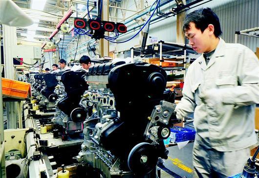 ...神龙公司襄阳工厂完成汽车发动机总成产量509118台、变速箱... (23)