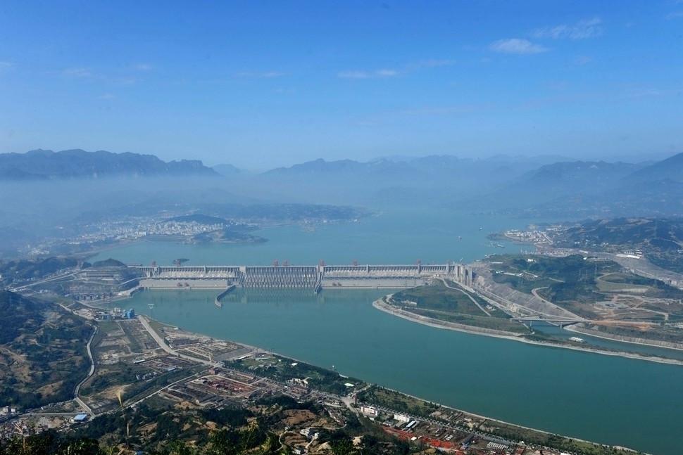 三峡水利工程峻工_水利护岸工程设计软件_长江水利长江工程建设局