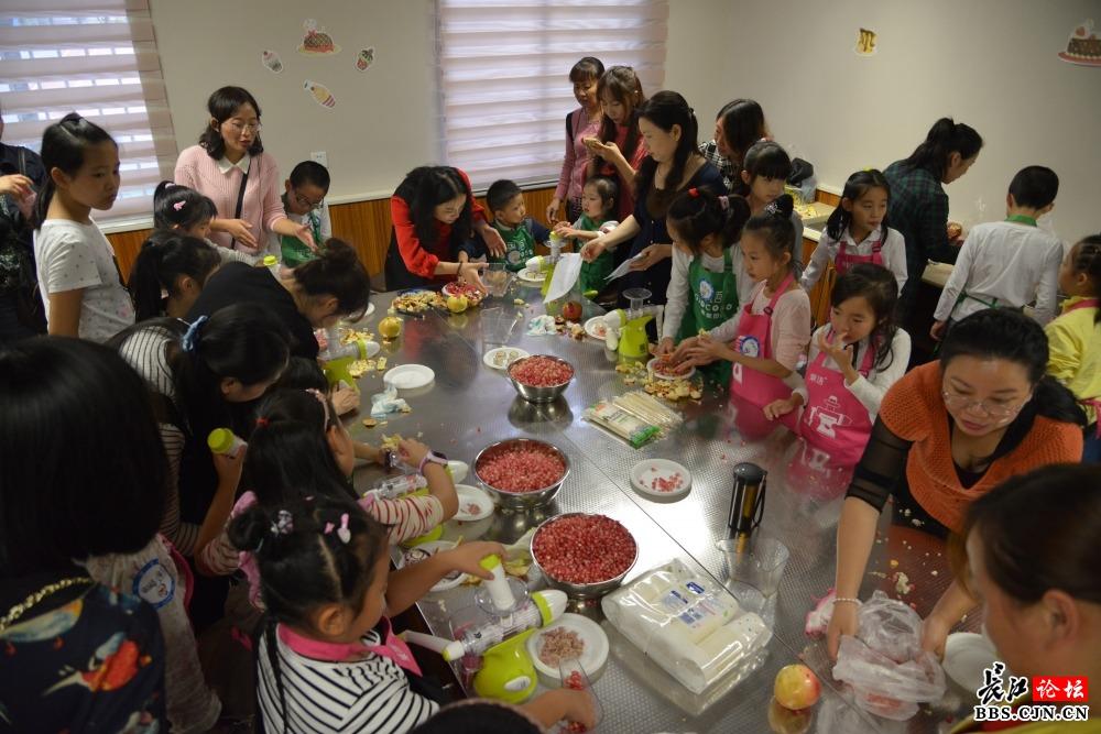 亲子手工美食diy 欢度国庆节