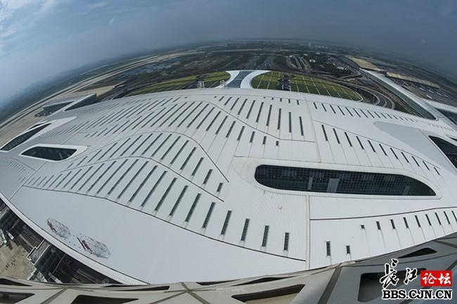 真大气 武汉天河机场T3航站楼