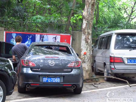 汽车马六玻璃升降器电路图