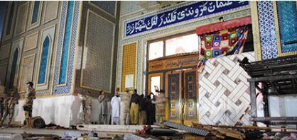 巴一清真寺遭袭