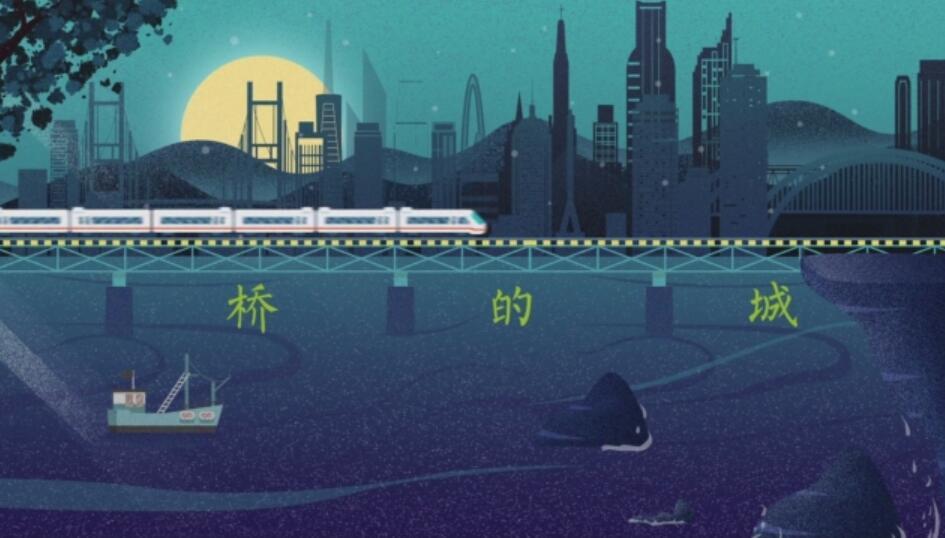 微电影:桥的城
