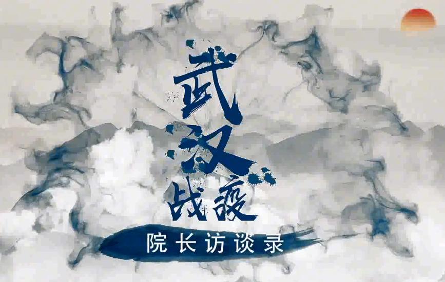 """武汉战疫院长访谈"""""""