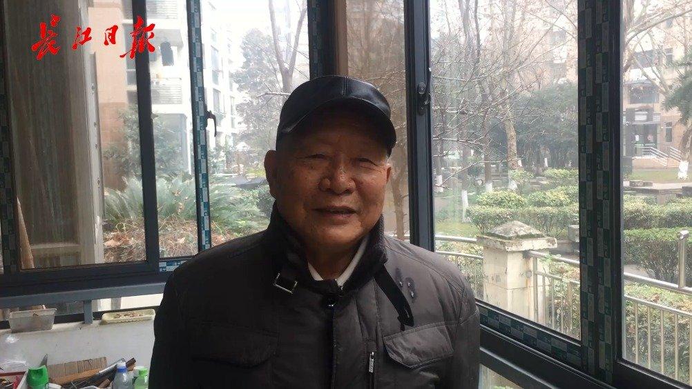 76岁老兵孟宪明4次出镜