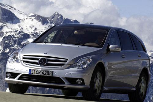 梅赛德斯 奔驰r 300豪华型迎春上市高清图片