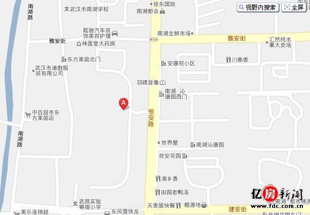 玩转武汉2010最全吃虾地图
