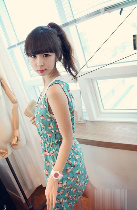 可爱小性感 超级达人也爱的5款时尚连衣裙