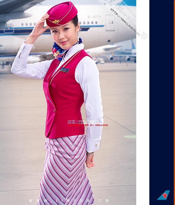 南航空姐 美女写真 新闻中心