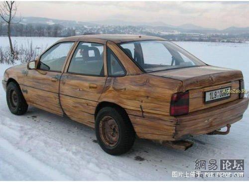 木头轿车_贴图精选_新闻中心