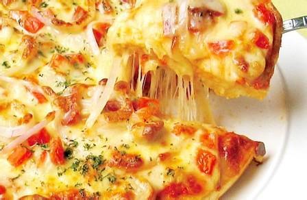 国庆节图片素材 披萨