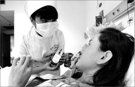 301医院门诊部总护士长访谈整理 健康生活小窍门