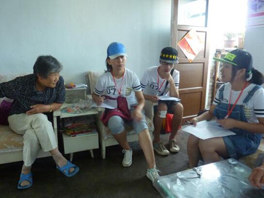 武汉大学生水资源保护调研团队走进银川图片