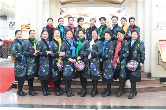 安徽模特团队