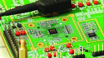 北斗导航迈入大众消费市场 武汉发布最小北斗芯片