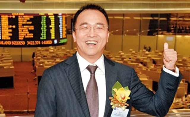 胡润解读最新中国富豪榜 武汉约150名富豪身家