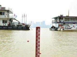 长江中上游迎大范围强降雨 长江汉口站水位逼