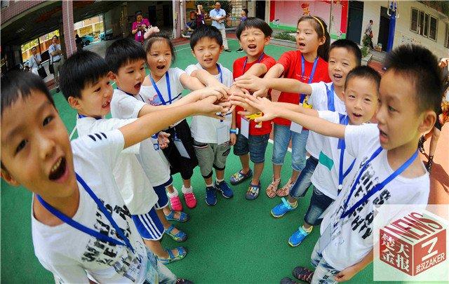 武汉一服装来了9对双胞胎一样的答案萌翻了_小学小学生v服装与语文图片