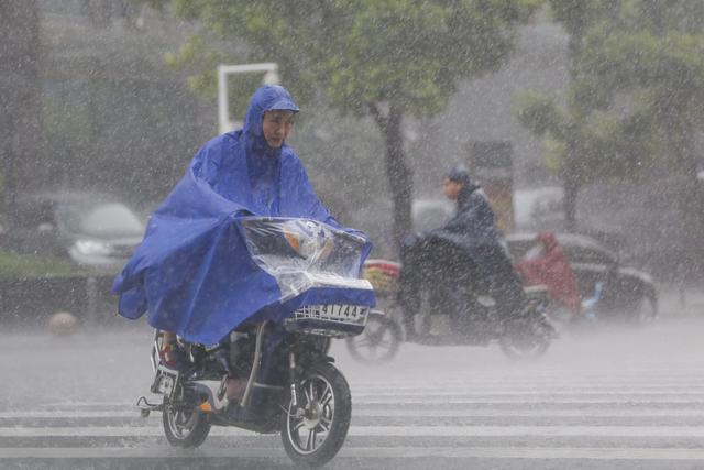 凉爽还将持续 武汉未来三天仍有阵雨相伴