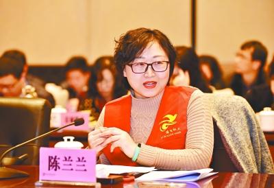 武汉市举行学雷锋志愿服务工作座谈会