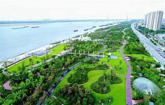 湖北:生态大省大担当 壮士断腕护航绿色发展