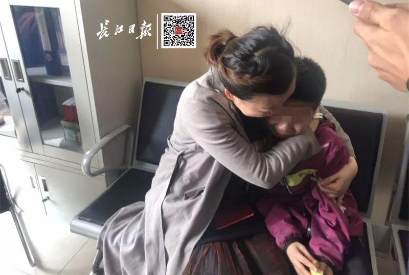 18小时搜索后武汉10岁男孩找到了,学校将对其心理疏导