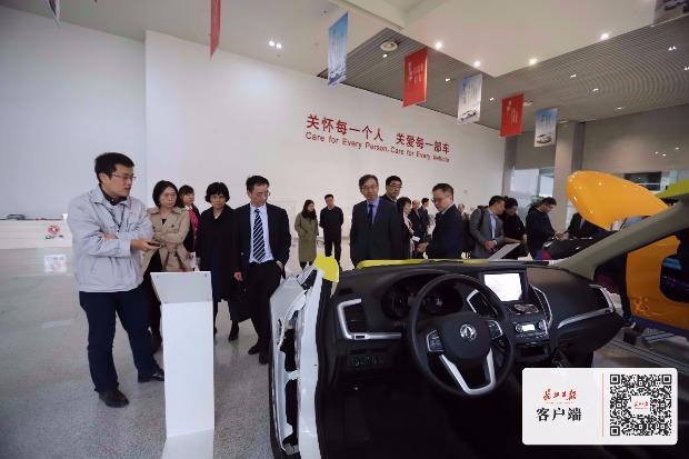 英国华人教授协会来汉考察访问,寻求合作为武汉发展作贡献
