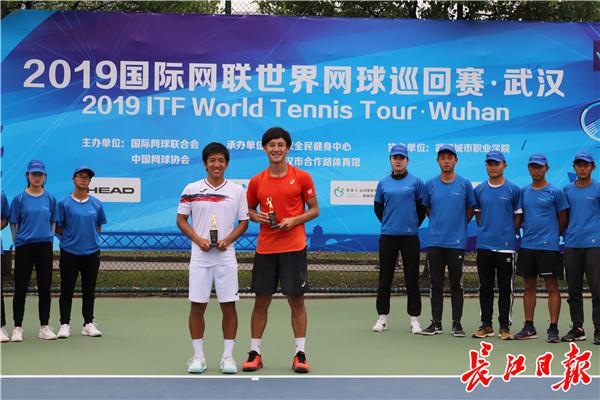 收获职业生涯最好成绩,日本网球选手关口周一