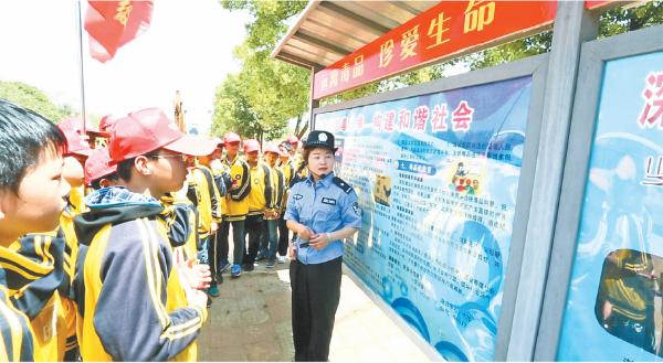新修订的《武汉市禁毒条例》今日实施