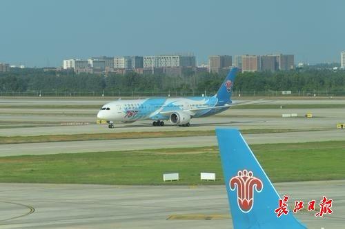 武汉直飞纽约航班10日晚首航,四大世界级城市均加入武汉 国际朋友圈