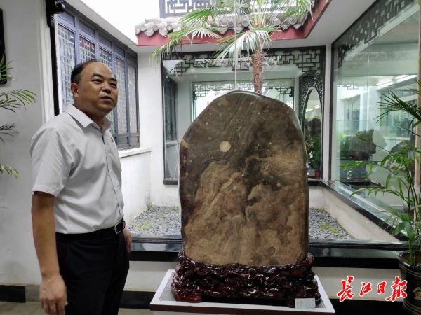 """石头也有""""爱情""""!七夕节和鉴石老师一起观赏奇石"""