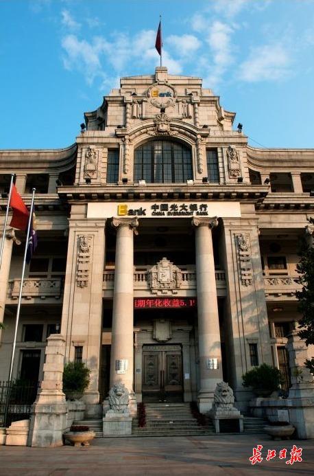 广东现金网揭秘武汉最早建造的混凝土建筑
