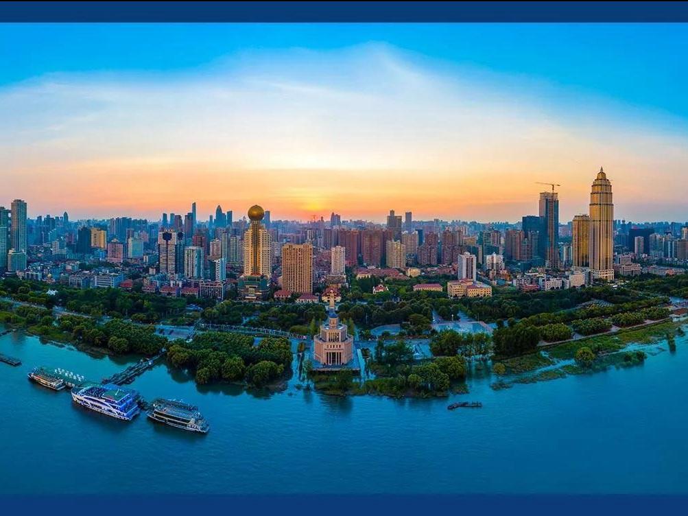 武汉风景 ppt