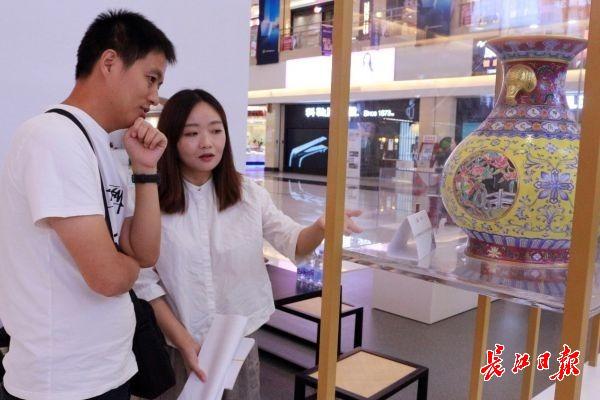 湖北省博物馆镇馆之宝的复刻品售价万元,新国