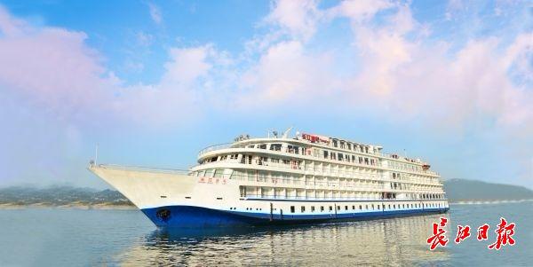 长江流域将建造新一代高端邮轮,航线为重庆到